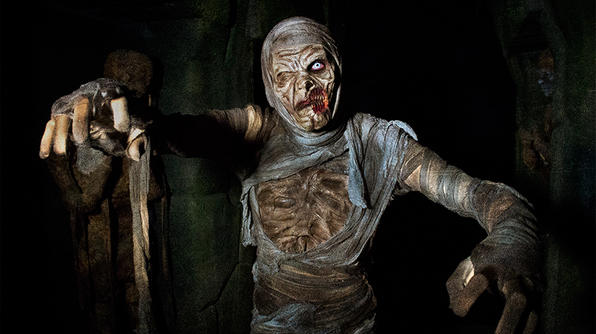 TravelChannel.com Names the 10 Best Halloween Attractions of 2014
