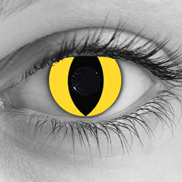 Yellow Cat FX Contacts